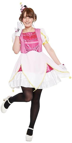 Disneyu0027s Shiny Minnie Costume -- Magic Castle Dress -- Teen / Womenu0027s ...  sc 1 st  Amazon.com & Amazon.com: Disneyu0027s Shiny Minnie Costume -- Magic Castle Dress ...