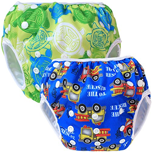 Teamoy Diaper Newborn Cloth Turtles
