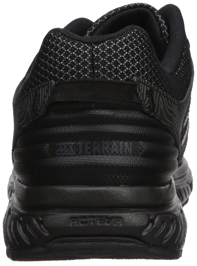 New Balance Men's 510v4 Cushioning Trail Running Shoe, Black, 7 D US by New Balance (Image #2)
