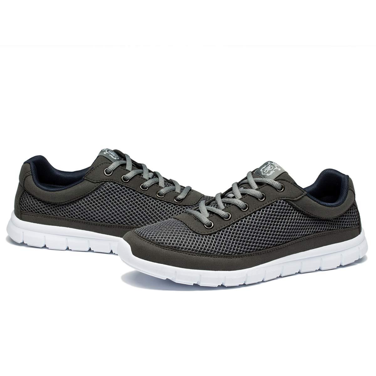 NDB Zapatillas de deporte ligeras para hombre, color Negro, talla 39 EU: Amazon.es: Zapatos y complementos