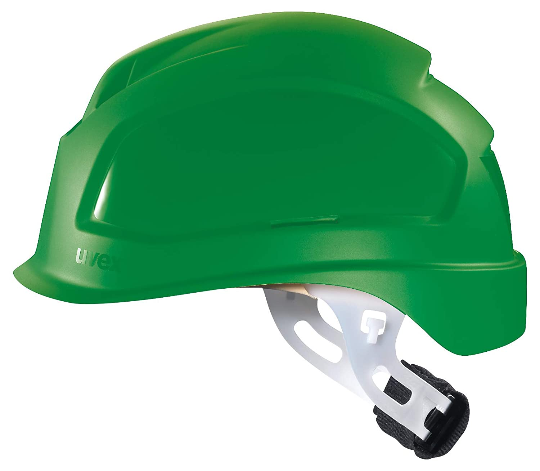 Work Helmet Black for the Construction Site Industrial Protective Helmet DIN EN 397 Construction Helmet in Unisize uvex Pheos Safety Helmet for the Electricians