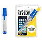 SUCK UK Touch Screen Stylus Pen - Blue
