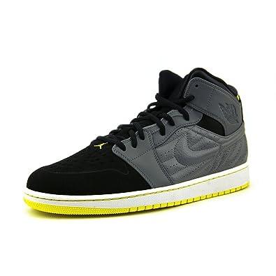 buy online ca885 e0b6d Amazon.com | Nike Air Jordan 1 Retro '99 Men's Shoes Cool Grey/Black ...