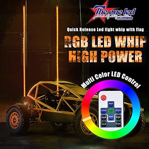 Best Led Light Whips - 5