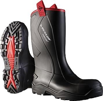 Dunlop Stiefel Purofort +Rugged Größe 42: : Elektronik