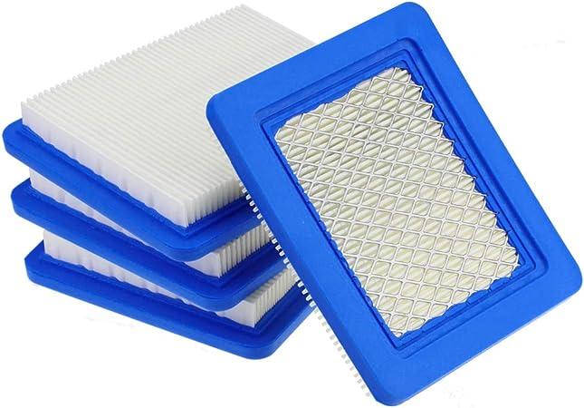 Amazon.com: 4 unidades 491588S filtro de aire de repuesto ...