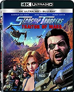 Starship Troopers: Traitor of Mars [4k Ultra HD] [Blu-ray]