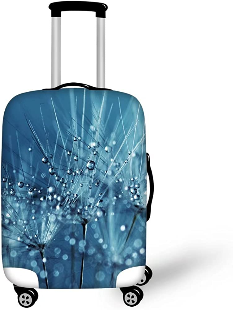 Bigcardesigns Dandelion Luggage Protective Covers for 18-30 Suitcase Elastic