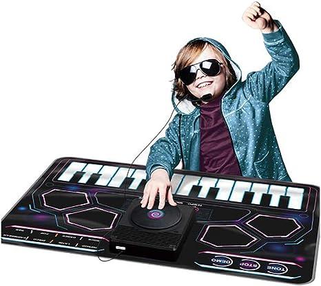 Niños playmat musical de DJ del bebé del teclado del piano ...