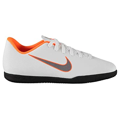 a961e3640 Official Nike Mercurial Vapor Club Indoor Football Trainers Juniors Soccer  Shoes Sneakers