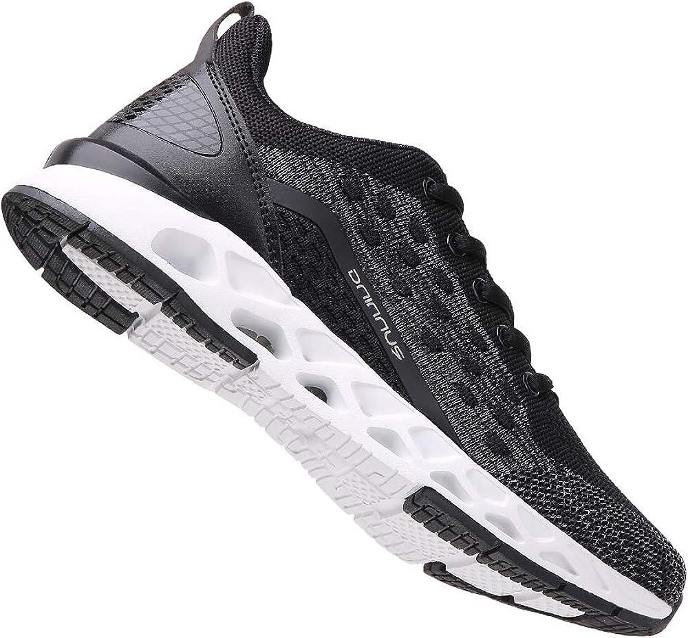 TSIODFO Men Sport Gym Running Walking Shoes