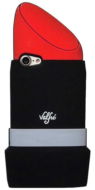1c26d34c59 Valfre ヴァルフェー iphone8 iphone7 ケース 口紅 LIPSTICK 3D IPHONE CASE シリコン リップ 立体  リップスティック アイフォン