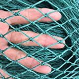 "Ez4garden Heavy-duty PE Plant Trellis Netting Garden Netting Poultry breeding netting fruit plants Trellis net anti-bird tennis court net,36 Stranded,Netting Size:W7xL15',Mesh size:3.94""x3.94"""
