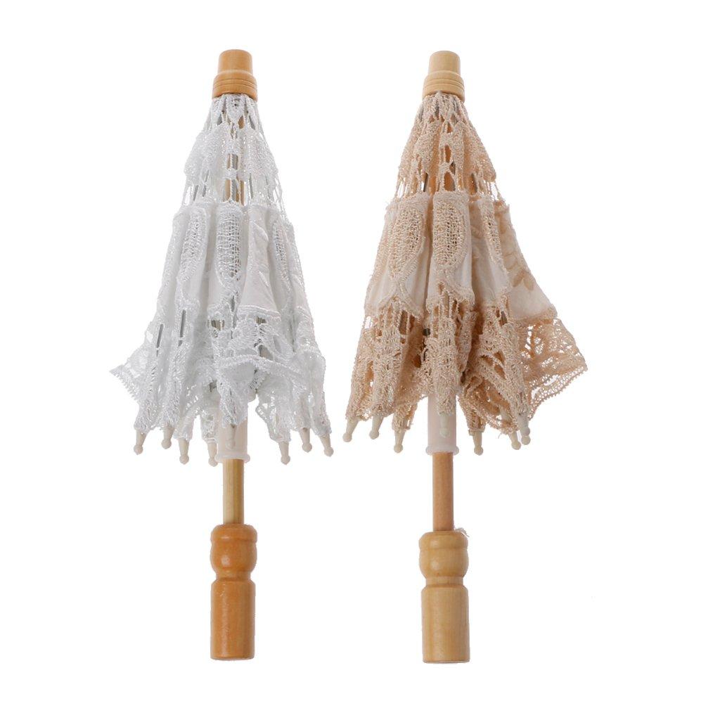 Paraguas de Encaje para fotograf/ía de beb/é reci/én Nacido para Estudio de fotograf/ía