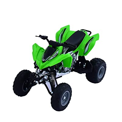New Ray Toys 1:12 Scale ATV - KFX450R - 57503, Assorted color.: Toys & Games