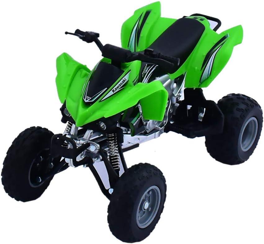 Newray 57503 - ATV TRX-450R, escala 1:12, colores surtidos