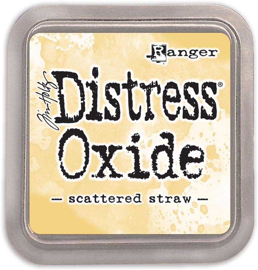 Scattered Straw Ranger Tim Holtz Distress Oxide Ink Pad