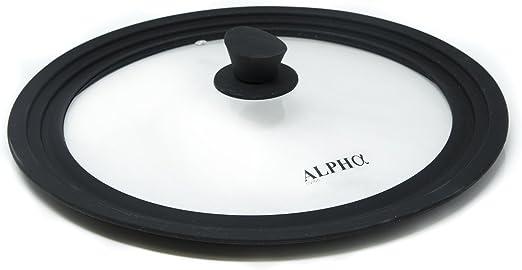 Amazon.com: Alpha Living - Tapa universal de silicona para ...