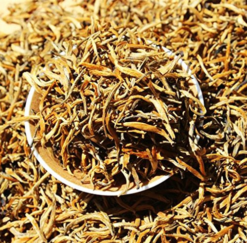 Aseus Yunnan gold single bud 2016 Yunnan black tea quality grade gold bud 500 grams shipping Black Tea tea by Aseus-Ltd