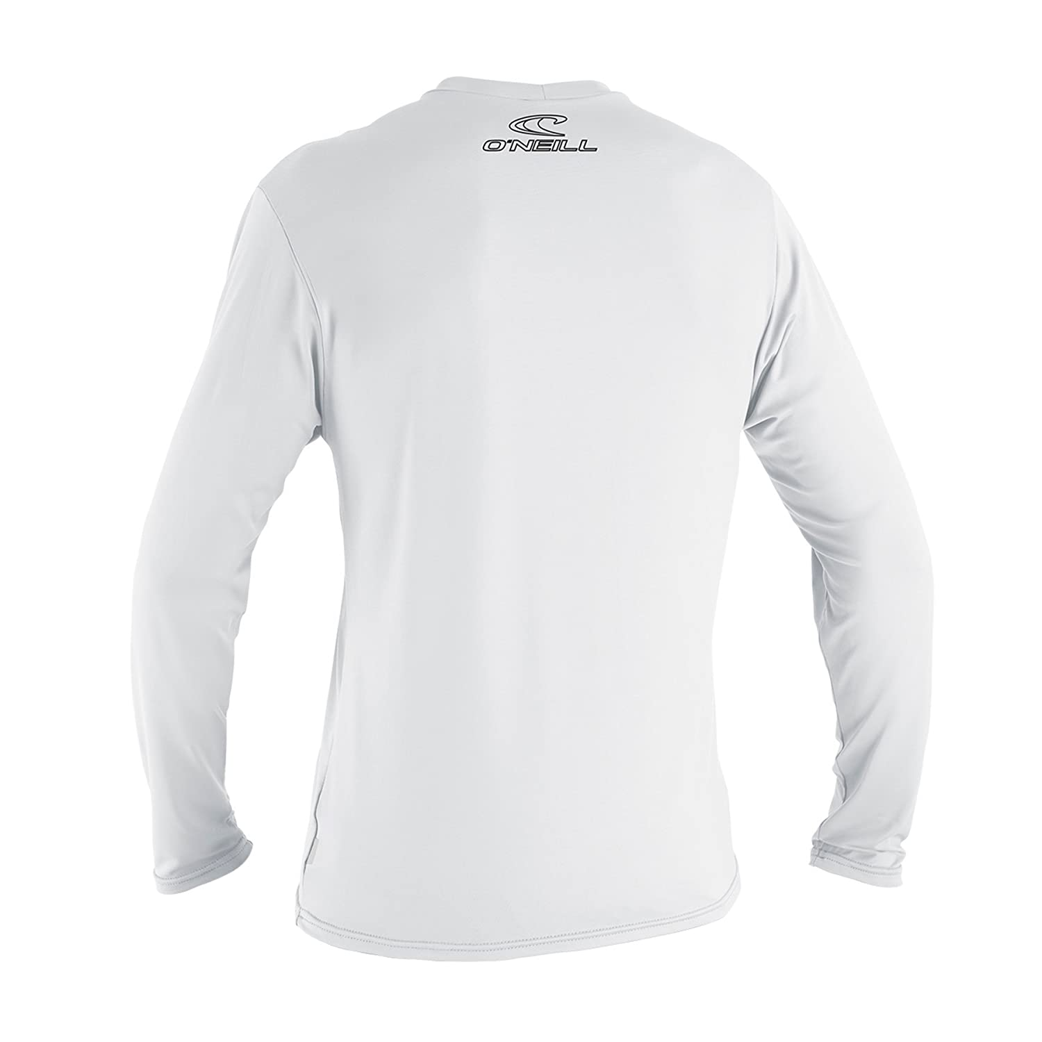 O;Neill Youth Junior T-Shirt Basilic /à Manches Longues et /à Manches Longues et /à Manches Longues Protection Contre Les Rayons UV et FPS Blanc