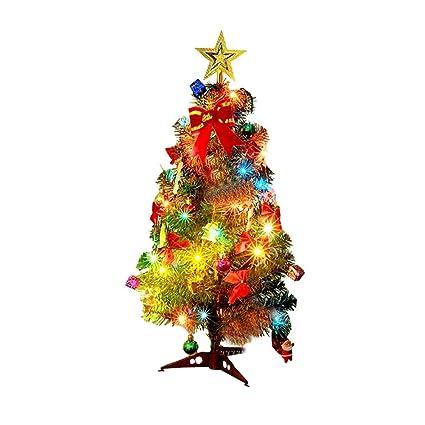 Immagini Dell Albero Di Natale.Alberi Artificiali Pre Accesi Della Decorazione Di Natale