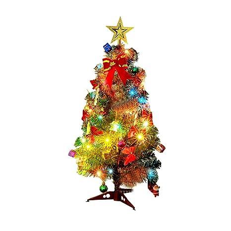 Arboles Para Decorar Aulas.Arbol De Navidad 45 60cm Con Decoraciones Para Arboles De