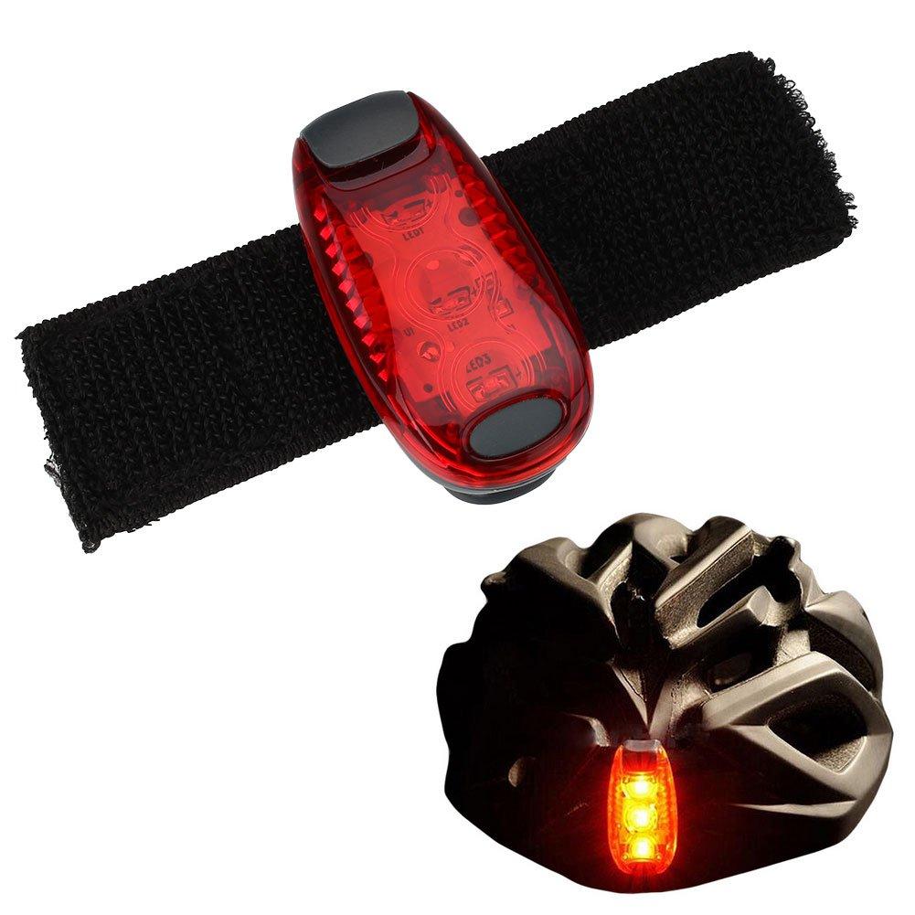 Sedeta Bicycle Taillights Running Helmet Backpack Walking Stick LED Safety Warning Strobe Light Head Light Helmet Ultra