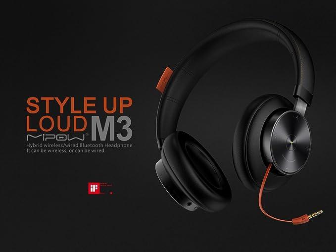 m3 bluetooth headphones