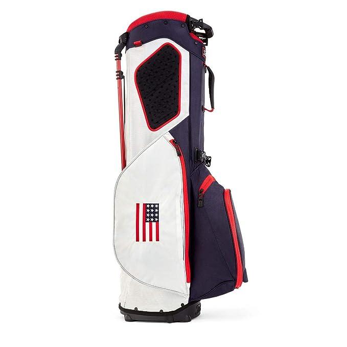 Amazon.com: Titleist Golf- Players 4 Plus Stand Bag: Sports ...