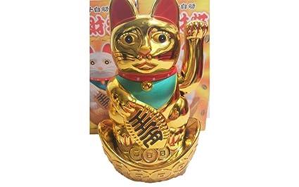 12 lingote de oro chino Lucky Gatos nueva venta al por mayor ...