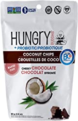 Hungry Buddha Cheeky Chocolate Coconut Chips + Probiotic, 1.4kg (12/80g)