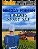 Becca Fisher 20 Story Set (Amish Romance)