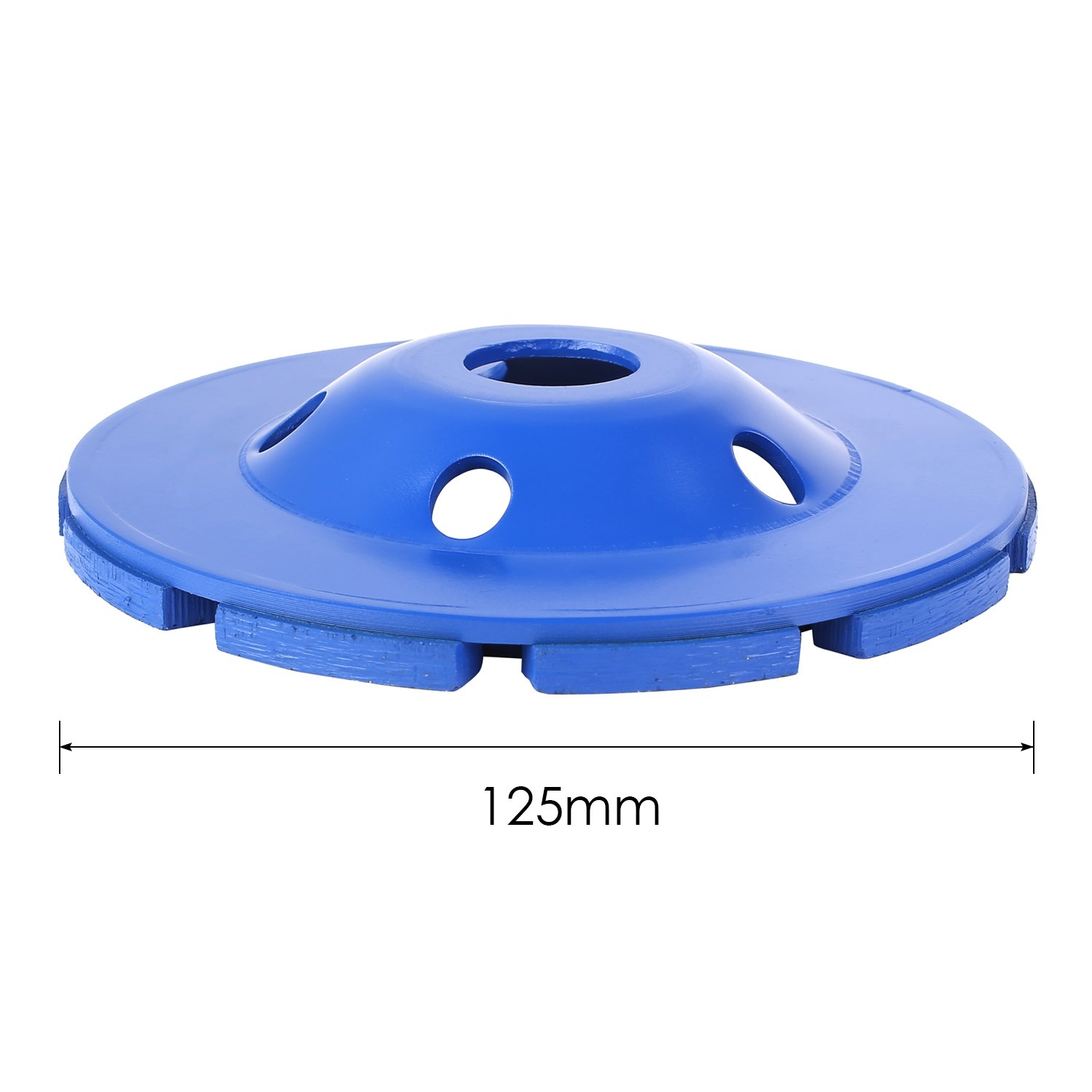 FixKit Diamond Grinding Cup Wheel Disc Double Row