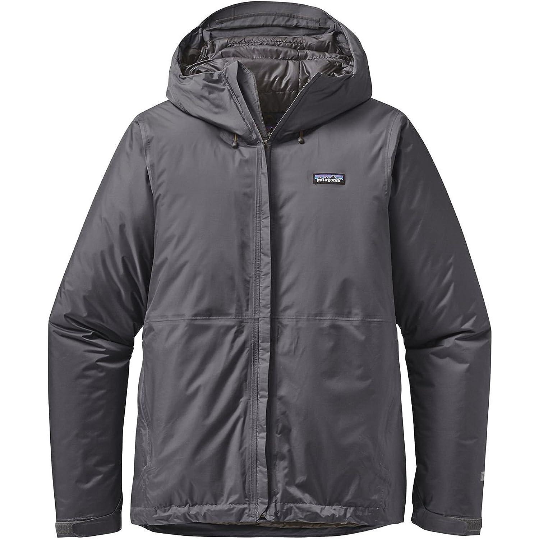 パタゴニア アウター ジャケット&ブルゾン Torrentshell Insulated Jacket Forge Grey p6z [並行輸入品] B0757LYW36