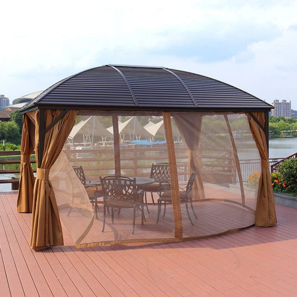 BBX Grupo Fiesta pabellón con Sol Canopy Triple ventilación ...