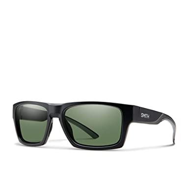 eac2df0c3a31 Image Unavailable. Image not available for. Color  Smith Outlier 2  Sunglasses Matte Black with ChromaPop Polarized ...
