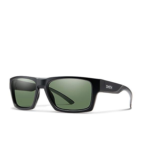 Smith Outlier 2 L7 003 57, Gafas de Sol para Hombre, Negro ...