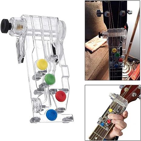 Guitar TunerBalight Sistema de aprendizaje de guitarra de acordes ...