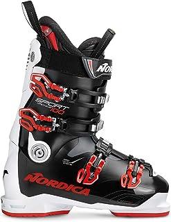NORDICA SPORTMACHINE 100 Ski Schuh 2019 Black/White/Red