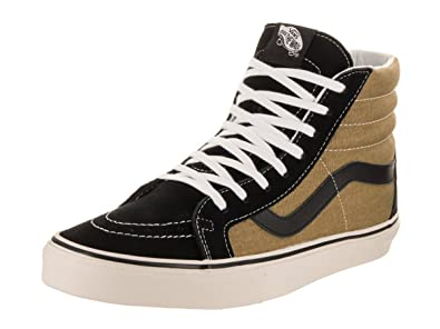 a64659691b5c5e Image Unavailable. Image not available for. Color  Vans Unisex Sk8-Hi  Reissue ...