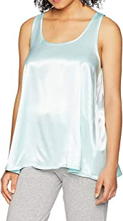 product image for PJ Harlow Laura Satin Racerback Tank - PJ20124