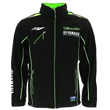 Tech 3 Yamaha Moto GP Racing Team Soft Shell Chaqueta ...