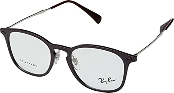 RB Mens RX8954 Eyeglasses /& Cleaning Kit Bundle