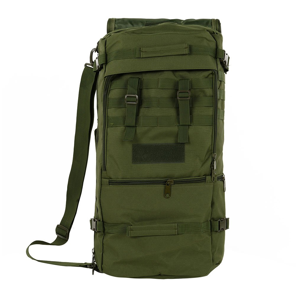 S-Zone - Mochila multifunción impermeable, 50 l verde B-Tactical Green carry-on: Amazon.es: Equipaje