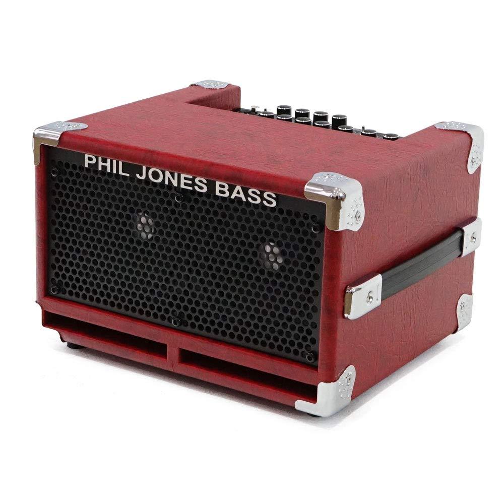 PHIL JONES BASS BASS CUB 2 RED ベースアンプ   B07QPKGXZG
