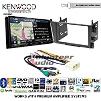 Volunteer Audio Kenwood Excelon DNX994S Double Din Radio Install Kit with GPS Navigation Apple CarPlay Android Auto Fits 2001-2003 Acura CL and 1999-2003 Acura TL (Factory Amplified)