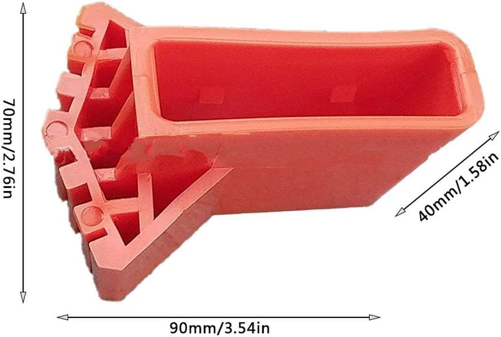 MXECO Escalera Cubierta de pie redonda Exquisita Duradera Escalera plegable multifunción Cubierta de pie en forma de abanico Alfombra antideslizante: Amazon.es: Bricolaje y herramientas