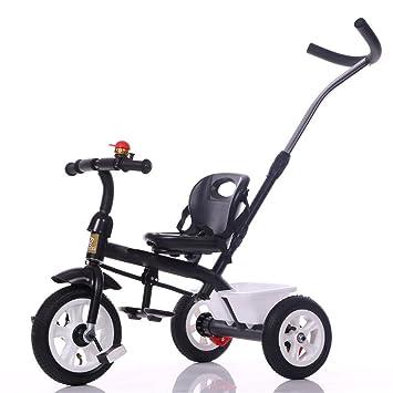 BZEI-BIKE Triciclo Carro de bebé Bicicleta Juguete Infantil Coche Rueda Inflable/Bicicleta de
