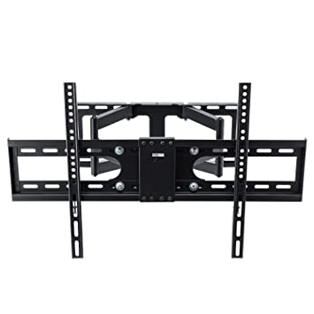 1467a25f3ebeaf Vemount TV Support mural pivotant inclinable pour Ecran 30    Amazon ...