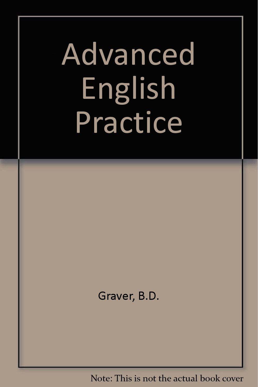 ADVANCED ENGLISH PRACTICE GRAVER EPUB